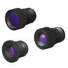 Exchangeable optics for thermal imagers optris PI 160, 200 and 230: 41° x 31° / f=5, 7 mm; recommended for PI 200