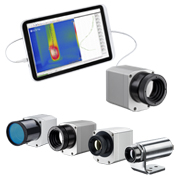 Infrared cameras and thermal imagers